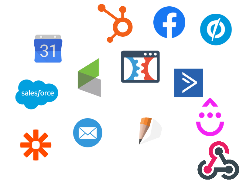 Integrate with any Application or Website in Seconds